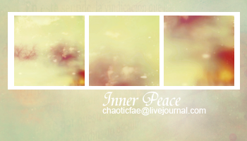 Inner Peace by chaoticfae