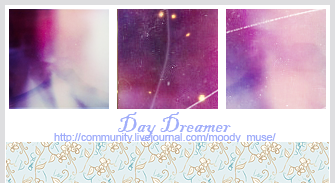 Day Dreamer by chaoticfae
