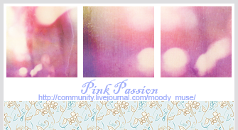 Pink Passion by chaoticfae