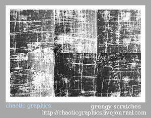 Grungy Scratches