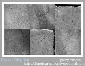 Grainy Textures