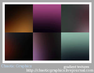 Gradient Icon Textures