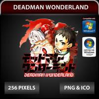 Deadman Wonderland - Anime Icon by Zazuma