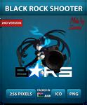 Black Rock Shooter Ver.2 - Anime Icon