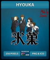 Hyouka - Anime Icon by Zazuma