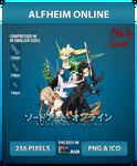 Sword Art Online (ALFHeim Online) - Anime Icon