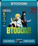 BTOOOM! - Anime Icon