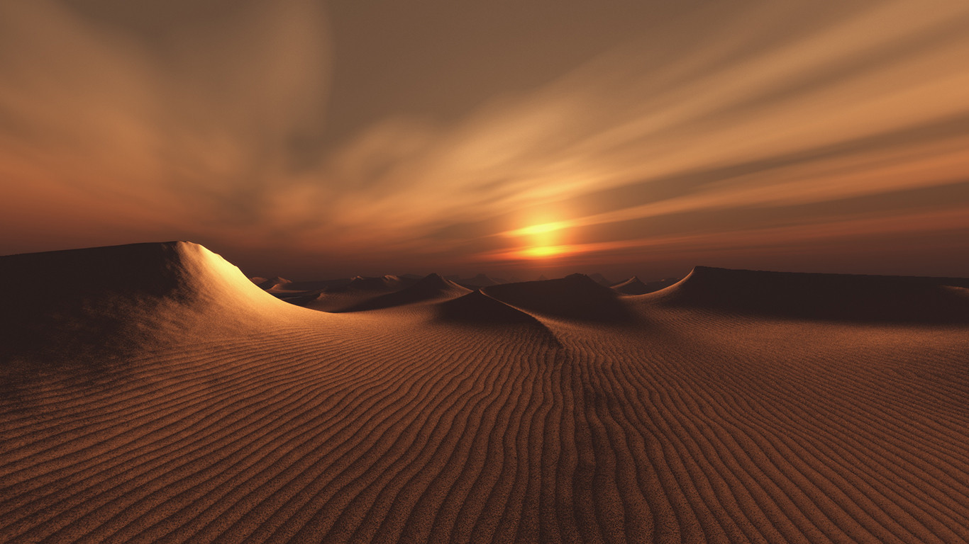 Desert Dark by relhom