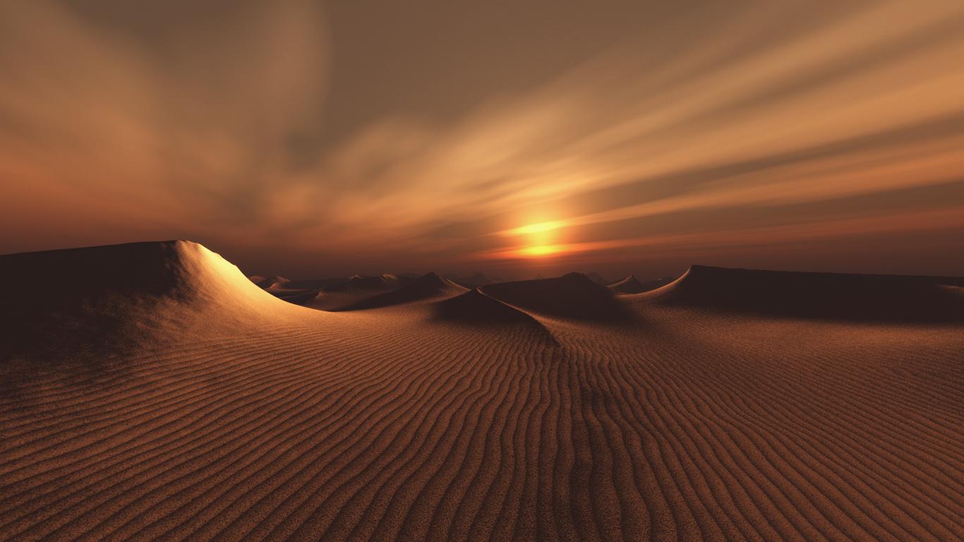 Desert Dark by relhom