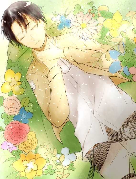 Colds and Kisses [Levi x Reader] by Capricorn659 on DeviantArt