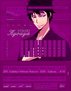 Vongola Series: Hibari