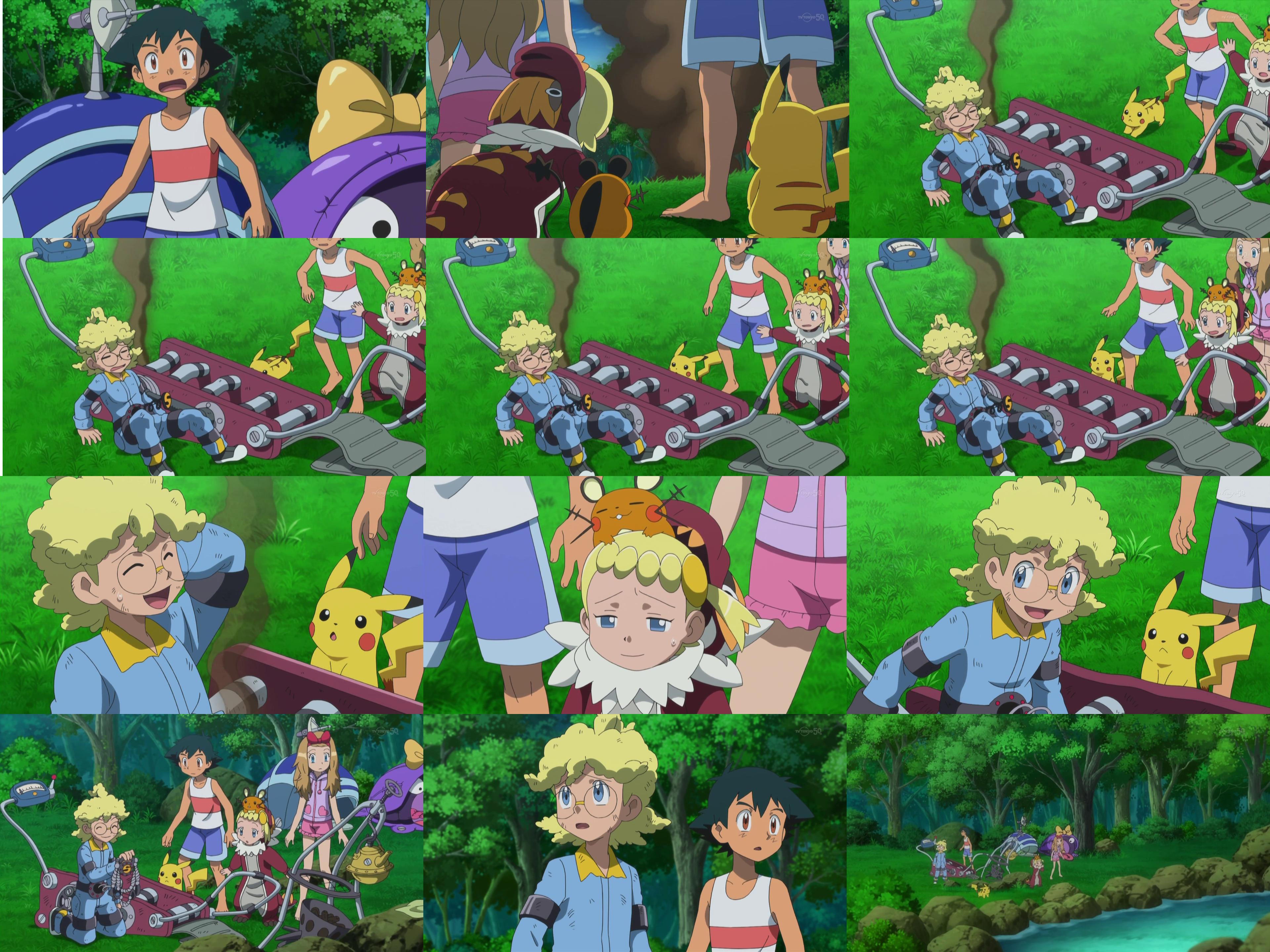 Pokemon Tickle Ash Feet  Hot Girl Hd Wallpaper-2613