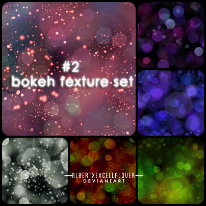 #2 Bokeh Texture Set by AlbertXExcellaLover