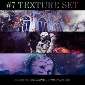 #7 Texture Set