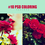 #10 PSD Coloring