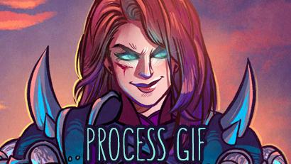 Aliede Process GIF