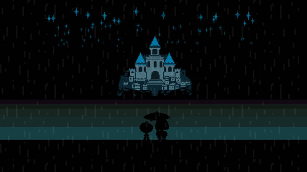 (Animated) Undertale - New Home