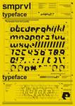 SMPRVL font v01