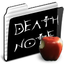 Death Note folder icon by vrinek502