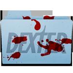 Dexter folder - leopard by vrinek502