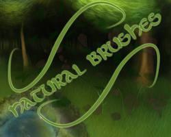 Natural brushes by zevenstorms