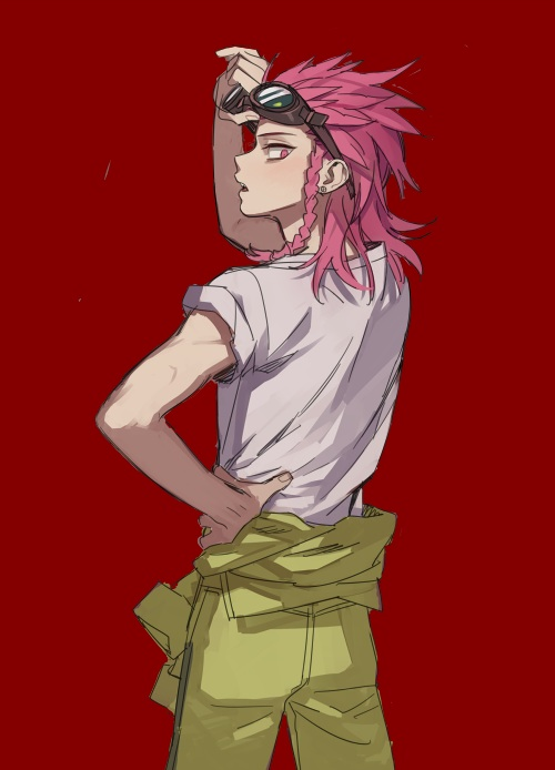 Kazuichi Soda Body Pillow Related Keywords & Suggestions