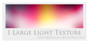 1 Large light texture