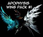 Apophysis Wing Pack 1