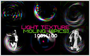 icon lights textures by moling