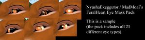 Moai's FH Eye Masks