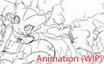 Freedom Planet - WIP #2