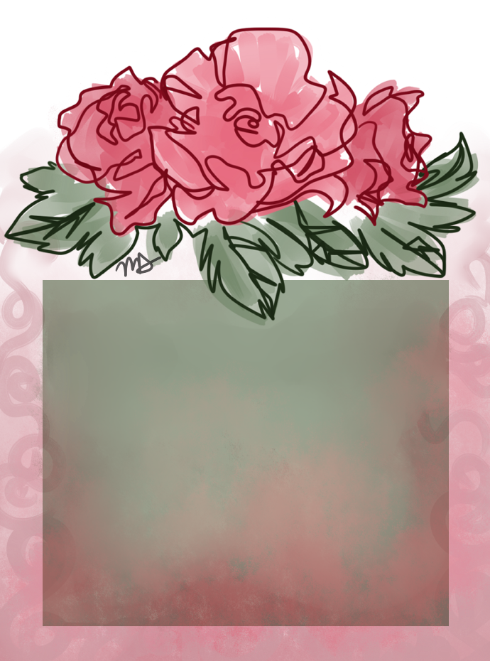 Rose Journal Skin by little-space-ace on DeviantArt