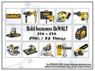 Build Instruments DeWALT