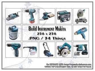 Build Instruments Makita