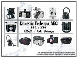 Domestic Technique AEG