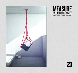 Measure by Fabrice Le Nezet for Retina Display by joscc