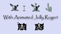 Pirates Cursor Set