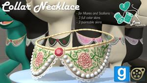 [DL] LE Collar Necklace