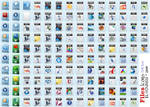 145 Files Icons In .dll File