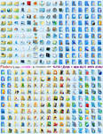 319 Floders Icons In dll File