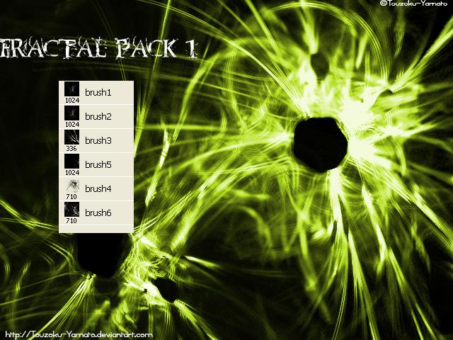 ++FractalPack1++ by Touzoku-Yamato