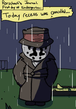 Rorschach in Kindergarten