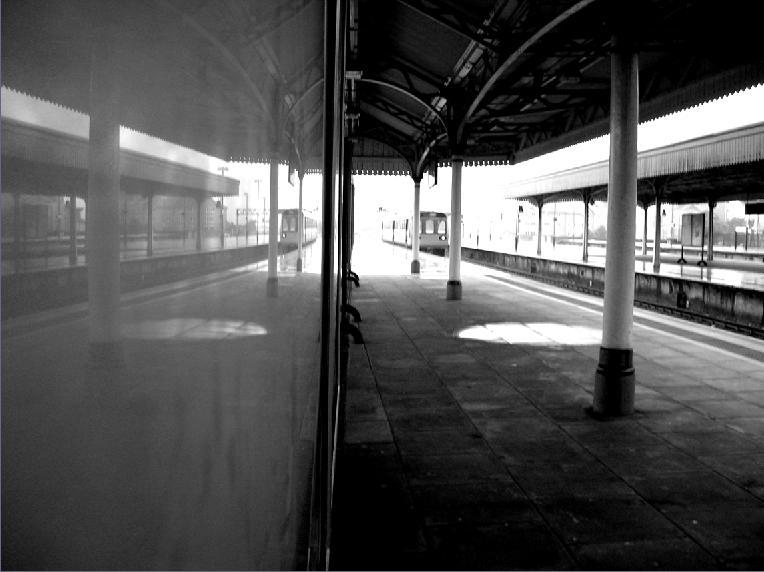 Train by LaSpook