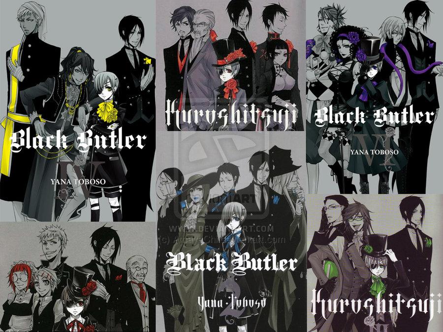 Black Butler X Seme Male Reader – Fondos de Pantalla