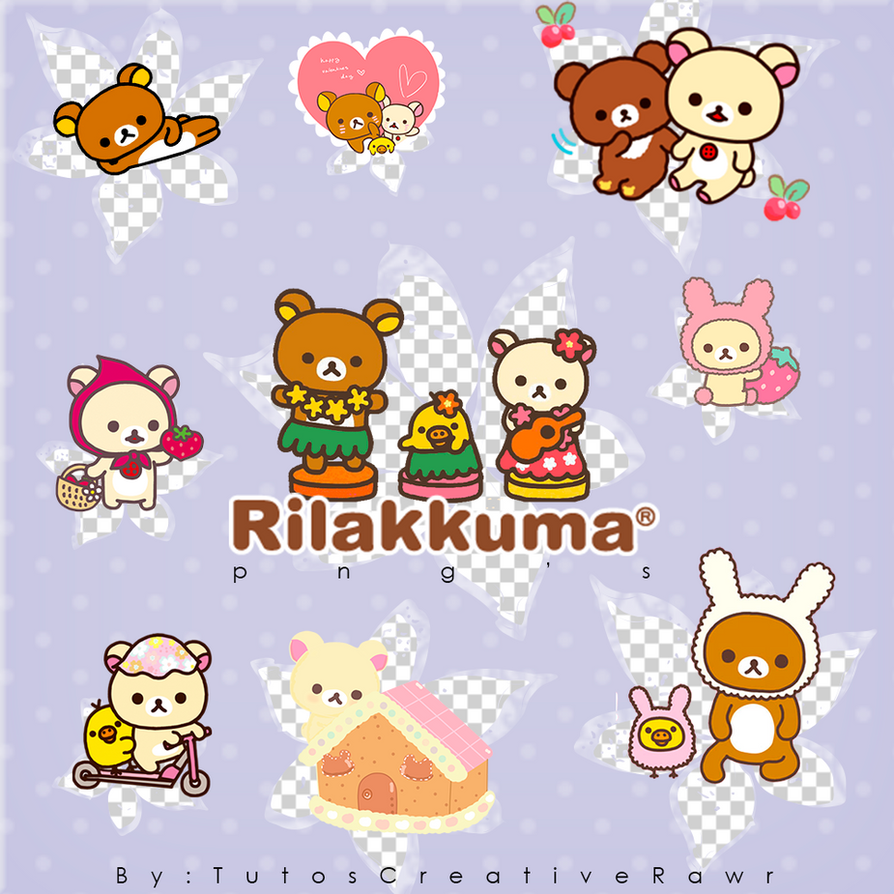 rilakkuma wallpaper january - photo #44