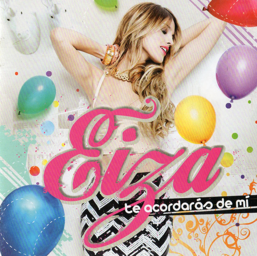 CD Te acordaras de mi by iTutosCreativeRawr
