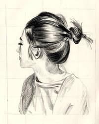 Hair Study 002