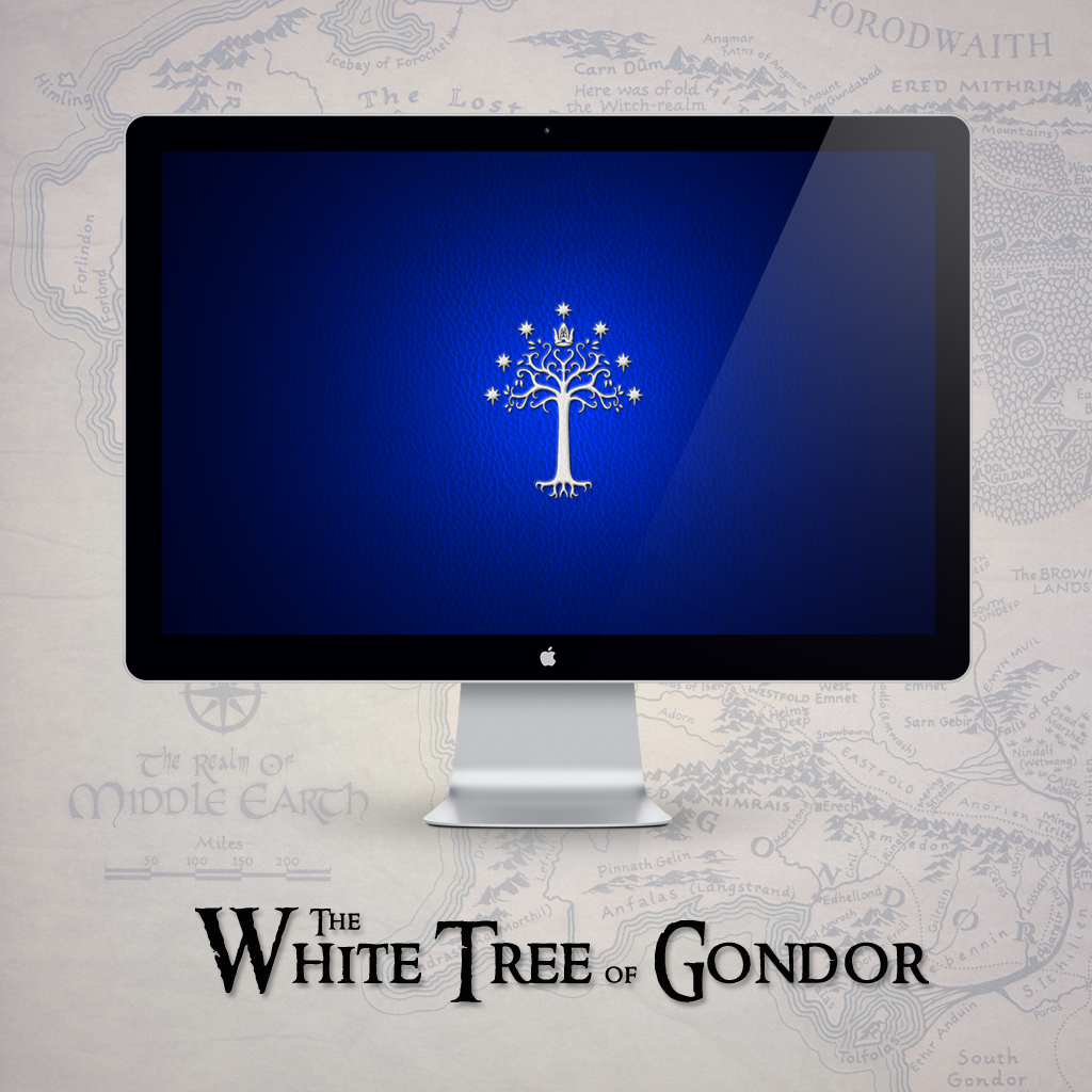 The White Tree Of Gondor By Lil James On Deviantart