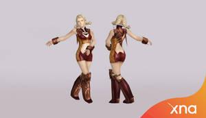 Final Fantasy XII Penelo Alternate Costume 6