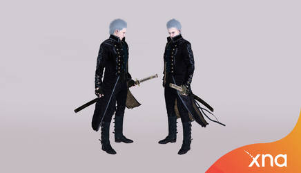 Devil May Cry V Vergil by DEG5270